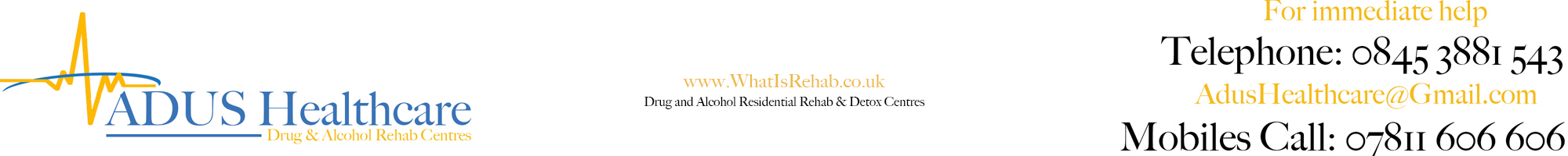 What is Rehab